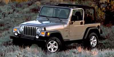 2002 Jeep Wrangler Sport Utility 2D for Sale  - IA1158-IL  - Okaz Motors
