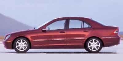 2003 Mercedes-Benz C-Class  - C & S Car Company