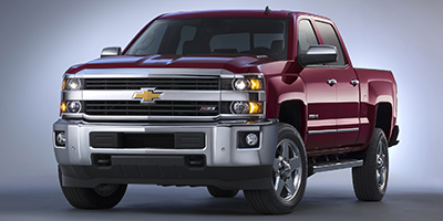 2015 Chevrolet Silverado 2500HD  - Area Auto Center