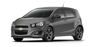Used 2014  Chevrolet Sonic 4d Hatchback RS MT at Camacho Mitsubishi near Palmdale, CA