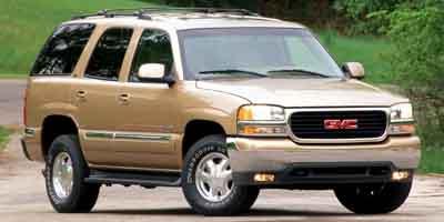 2002 GMC Yukon SLT  for Sale  - B240995  - Broadway Auto Group - Oklahoma