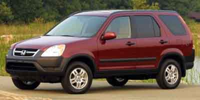 2002 Honda CR-V LX 4WD  for Sale  - AP671  - Okaz Motors