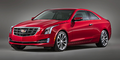 2018 Cadillac ATS Coupe 2dr Cpe 2.0L RWD