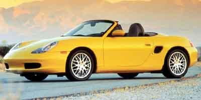 2002 Porsche Boxster  - Cars Etc
