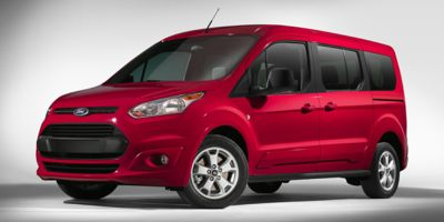 Used 2015  Ford Transit Connect Ext Wagon Titanium w/Rear Liftgate at VA Cars of Tri-Cities near Hopewell, VA