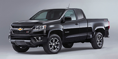 Used 2018  Chevrolet Colorado 2WD Ext Cab WT at The Gilstrap Family Dealerships near Easley, SC
