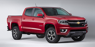 Used 2017  Chevrolet Colorado 4WD Crew Cab Z71 Midnight Ed T-Dsl at Get Approved Quad Cities near East Moline, IL