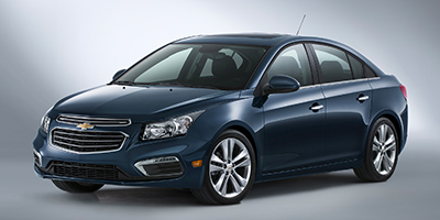 Used 2015  Chevrolet Cruze 4d Sedan LT w/2LT at Credit Now Auto Inc near Huntsville, AL