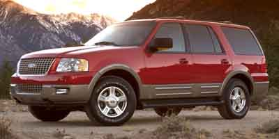 Used 2003  Ford Expedition 4d SUV 2WD Eddie Bauer 4.6L at Camacho Mitsubishi near Palmdale, CA