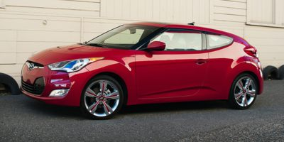 Used 2015  Hyundai Veloster 3d Coupe RE:FLEX w/Red Seats at Shields Auto Group near Rantoul, IL