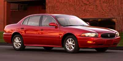 2003 Buick LeSabre Custom  for Sale  - R4714A  - Fiesta Motors