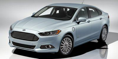 Used 2016  Ford Fusion Energi 4d Sedan Titanium at The Gilstrap Family Dealerships near Easley, SC