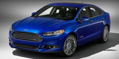 Used 2016  Ford Fusion Hybrid 4d Sedan SE at City Wide Auto Credit near Toledo, OH