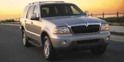 2003 Lincoln Aviator 2WD  - R5080A