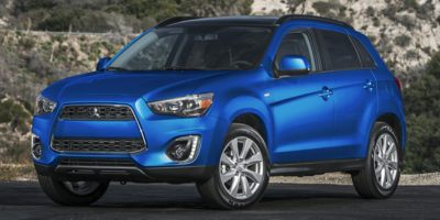 Used 2015  Mitsubishi Outlander Sport 4d SUV FWD ES 2.0L CVT at The Gilstrap Family Dealerships near Easley, SC