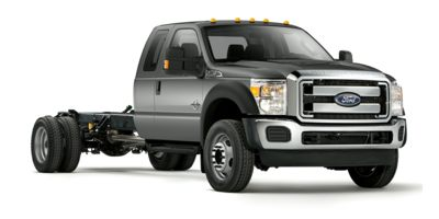 "Super Duty F-350 DRW 4WD SuperCab 162"" WB 60"" CA XL"