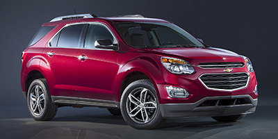 Used 2016  Chevrolet Equinox 4d SUV AWD LTZ at Carriker Auto Outlet near Knoxville, IA