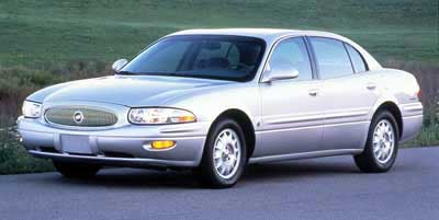 2000 Buick LeSabre Custom  for Sale  - UR4719A  - Fiesta Motors