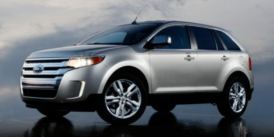Used 2014  Ford Edge 4d SUV FWD Limited at Shields Auto Group near Rantoul, IL