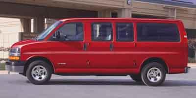 2003 Chevrolet Express Passenger  for Sale  - 12160  - Area Auto Center