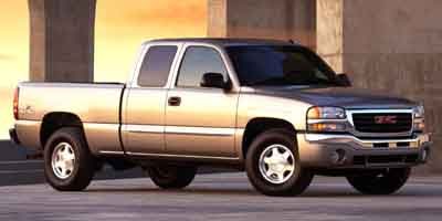 2003 GMC Sierra 1500 SLE Extended Cab  for Sale  - R4348A  - Fiesta Motors