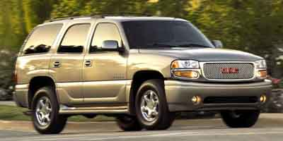 Used 2003  GMC Yukon 4d SUV 4WD Denali at Credit Now Auto Inc near Huntsville, AL