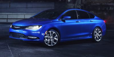 Used 2016  Chrysler 200 4d Sedan S I4 at Carriker Auto Outlet near Knoxville, IA