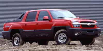2003 Chevrolet Avalanche 4WD Crew Cab  for Sale  - 338664  - Car City Autos