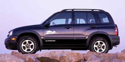 2003 Chevrolet Tracker  - Keast Motors