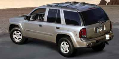 2004 Chevrolet TrailBlazer LS  for Sale  - tg22  - Cars & Credit