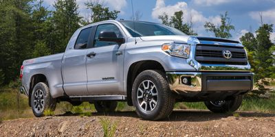 Used 2016  Toyota Tundra 2WD Double Cab SR5 4.6L at The Gilstrap Family Dealerships near Easley, SC