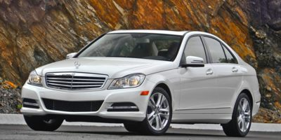 Used 2014  Mercedes-Benz C-Class 4d Sedan C300 Luxury 4matic at Royal Family Motors near North Canton, OH
