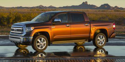 Used 2014  Toyota Tundra 4WD CrewMax 1794 5.7L at Monster Motors near Michigan Center, MI