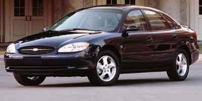 2003 Ford Taurus SES  - 101726