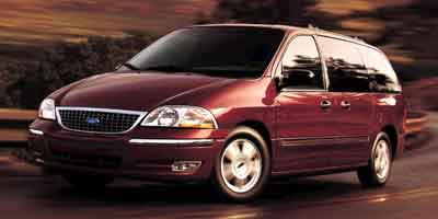 2003 Ford Windstar Wagon  - R3880A