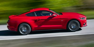 Used 2016  Ford Mustang 2d Fastback V6 at The Gilstrap Family Dealerships near Easley, SC