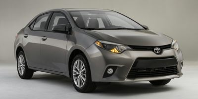 Used 2015  Toyota Corolla 4d Sedan LE ECO at Camacho Mitsubishi near Palmdale, CA