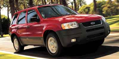 Used 2003  Ford Escape 4d SUV FWD XLT Popular at Edd Kirby's Adventure Mitsubishi near Chattanooga, TN