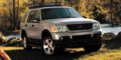 2003 Ford Explorer 4WD  for Sale  - R4589A  - Fiesta Motors
