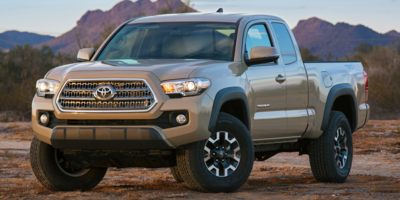 Used 2016  Toyota Tacoma 2WD Access Cab SR5 at The Gilstrap Family Dealerships near Easley, SC