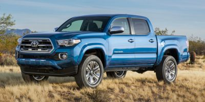 Used 2016  Toyota Tacoma 2WD Double Cab V6 AT SR5 (Natl) at McKaig Chevrolet Buick near Gladewater, TX