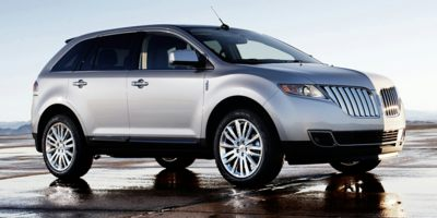 Used 2015  Lincoln MKX 4d SUV AWD at Shook Auto Sales near New Philadelphia, OH