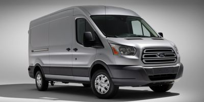 Used 2015  Ford Transit 250 Cargo Van Med Roof Van LWB at Royal Auto Group near Burlington, NJ