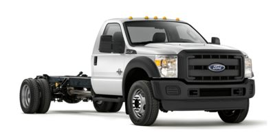 "2016 Ford Super Duty F-550 DRW 4WD Reg Cab 189"" WB 108"" CA XL"