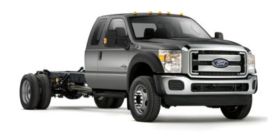 "2016 Ford Super Duty F-550 DRW 2WD SuperCab 162"" WB 60"" CA XL"