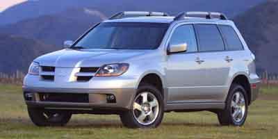 2003 Mitsubishi Outlander LS SUV Slide