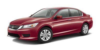 Used 2015  Honda Accord Sedan 4d LX CVT at Bill Fitts Auto Sales near Little Rock, AR
