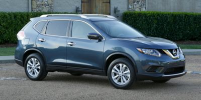Used 2015  Nissan Rogue 4d SUV FWD S at Texas Certified Motors near Odesa, TX