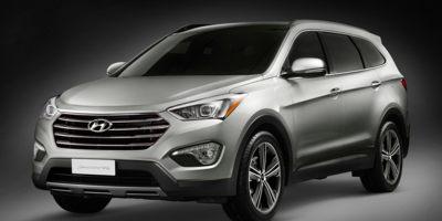 2015 Hyundai Santa Fe Limited AWD  - W4424A