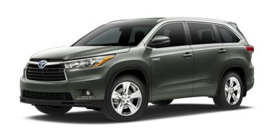 Used 2015  Toyota Highlander Hybrid 4d SUV AWD Limited at Graham Auto Mall near Mansfield, OH